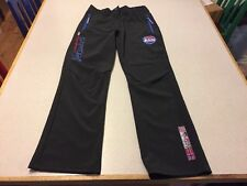 Nebulus Winter-Softshellhose Freecer, black, Ski pants, Size 42