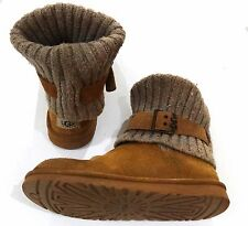 UGG Australia Cambridge 1003175 Chestnut Mid-Calf Boots Women's Shoes Size 9 M