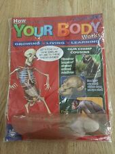 How Your Body Works Billy Bones Issue 46 Brand New Sealed