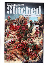 Stiched No 1-3  Set 2011-12 Great Modern Zombie Set!