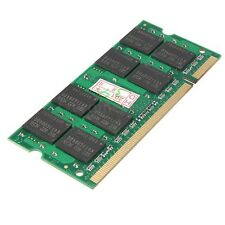 2GB DDR2 667 PC2 5300 SODIMM 200 PIN NON ECC LAPTOP NOTEBOOK PC MEMORY RAM
