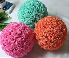 6 inches Mint Rose Flower Ball  Wedding decoratin Ball Kissing Ball - USA Seller
