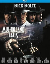 MULHOLLAND FALLS (CHRIS PENN) - BLU RAY - Region A - Sealed