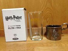 Harry Potter POLYJUICE GLASS Tumbler  Rare Movie promotion  Japanese NEW!!!!