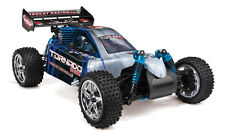 (2)Redcat Racing Tornado S30 1/10 Scale Nitro Buggy Blue 2 Speed 4x4 1:10 rc car