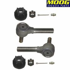 Ford Courier Mazda B1600 B1800 B2000 Pair Set of 2 Front Inner Tie Rod End Moog
