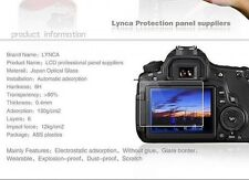 LYNCA Glass Camera Screen Protector Film For SONY A3000 A5000 A6000 UK Seller