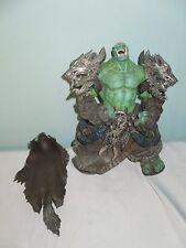 "World of Warcraft SERIE 1 Orco sciamano ""rehgar earthfury"" Figura. WOW"