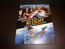 NO ESCAPE-Transfered businessman OWEN WILSON & family must escape violent rebels