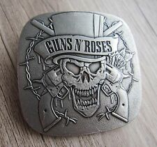 GUNS N' ROSES - very  BIG Logo - Pin - B  - 90th / ultrarar!