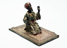 Wiener Bronze   Vienna Bronze   Betender Beduine   Praying Bedouin  um 1900