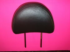 1999-2001 HYUNDAI TIBURON FRONT SEAT LEATHER HEAD REST RIGHT OR LEFT BLACK  OEM