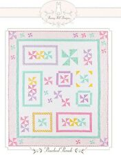 Pinwheel Parade Pattern by Bunny Hill Designs