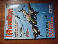 $$2 Revue Le Fana de l'Aviation N°358 Proche-Orient 1941  Mirage 5 Israel