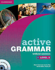 Active Grammar Level 3 without Answers and CD-ROM, Day, Jeremy, Lloyd, Mark, Ver