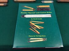 Stanley Special And Custom Rules By Scott Lynk NEW MINT  Cond. Ruler