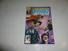 DARKHOLD Comic - Pages from the Book of Sins - Vol 1 - No 6 - Date 03/1993 - Mar