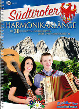 Steirische Harmonika Noten : Südtiroler Harmonikaklänge - GRIFFSCHRIFT - m. CD