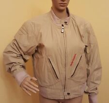 Harley Davidson Jacket Bomber Women's Large L RARE COLOR - GREAT CONDITION