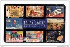 273 F273 - 04/92 - TELECARTE 50 - SO3 - TELECARTE ACTUALITE - A256293