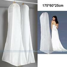Large Wedding Dress Bridal Gown Garment Breathable Dustproof Cover Storage Bag