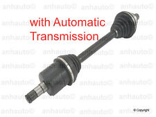 New Front Left CV Axle for Models with Automatic Transmission  2454N