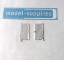 Matchbox M9a US Artic trailer reproduction white metal pair of rear doors