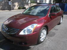 Nissan: Altima 4dr Sdn I4 S