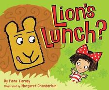 Lion's Lunch?-ExLibrary
