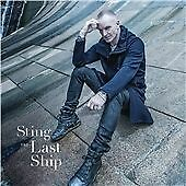 Sting - Last Ship (2013) 2 disc deluxe edition cd