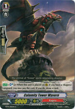 1x Cardfight!! Vanguard Calamity Tower Wyvern - BT14/082EN - C Near Mint