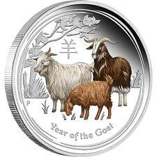Australia - 2$ Year of the Goat