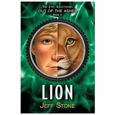 Five Ancestors Out of the Ashes #2: Lion, Stone, Jeff, New Book