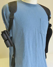"""Shoulder Holster with Ammo Pouch for RUGER SUPER REDHAWK 9 1/2"""""""