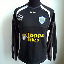 LEICESTER CITY 2007 TRAINING FOOTBALL SHIRT JAKO JERSEY SIZE ADULT XL