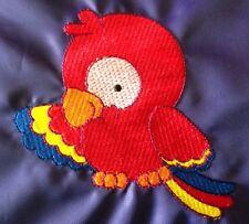 Personalised Parrot School/PE/Gym/Baby/Swimming Drawstring Bag