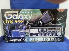 Galaxy DX-959 AM SSB CB Radio DX959 PRO TUNED, ALIGNED, SCHOTTKY RECEIVER
