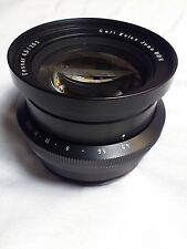 Carl Zeiss Jena Tessar  4,5/250 4.5 250 for middle format sinar plaubel + m42