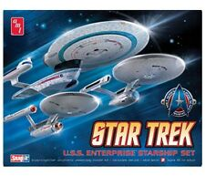New Star Trek Cadet Series triple Model kit
