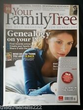YOUR FAMILY TREE - NEWSPAPER RESEARCH - OCT 2006