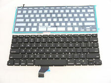 "NEW US Keyboard w/ Backlight Backlit for MacBook Pro 13"" A1502 2013 2014 2015"