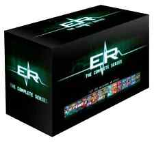 ER: The Complete Series - Seasons 1-15 (DVD Box Set, Region 1, 331 Episodes) NEW