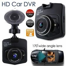 12MP HD 1080P Auto DVR CAMERA Dash Cam Video Recorder G-Sensor NIGHT vision-dvr2