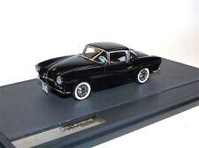 MATRIX Scale Models, 1957-1961 Rometsch Lawrence Coupe, schwarz, VW, 1/43