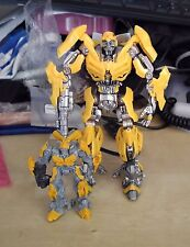 1/43 Crazy Toys UM-02 BUMBLEBEE Transformers Model painted