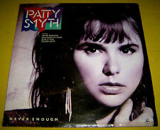 PHILIPPINES:PATTY SMYTH - Never Enough  LP,Record,Vinyl,RARE,SCANDAL,80's