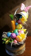 Beautiful Handmade Easter Egg Spring Table Decoration