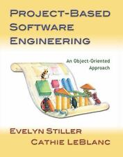 Project-Based Software Engineering: An Object-Oriented Approach, LeBlanc, Cathie