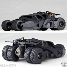 DC Comics BATMAN The Dark Knight BATMOBILE Tumbler Black CAR Vehecle Toys Figure