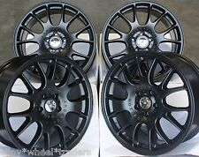"18"" MB CH ALLOY WHEELS FITS RENAULT VOLVO PEUGEOT MERCEDES BENZ 5X108 ONLY"